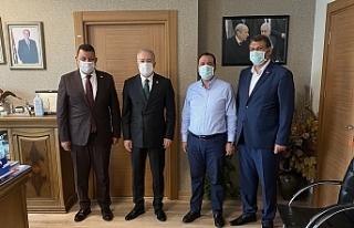 Eski belediye Başkanı MHP'ye geçti