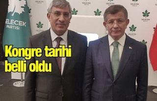 Gelecek Partisi Urfa'da seçime gidiyor