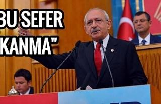 Kılıçdaroğlu, Urfa için çok sert konuştu...
