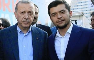 AK Parti'de yeni gençlik kolları başkanı...