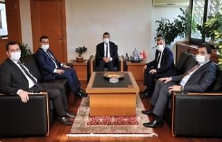 Urfa'da Bilim Merkezi kurulacak