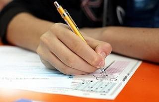 Urfa'da 26 Bin öğrenci sınava girecek
