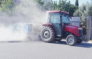 Viranşehir'de temizlik çalışmaları tam gaz