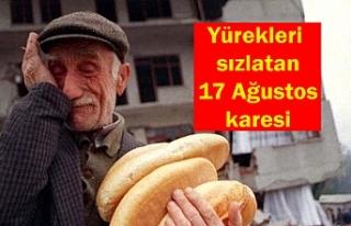 7.4'lük Marmara Depreminin üzerinden tam 21...
