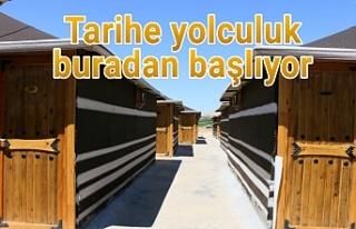 Göbeklitepe Çadır Sarayı...