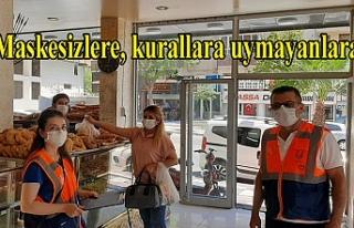 Şanlıurfa'da cezalar kesilmeye devam ediyor