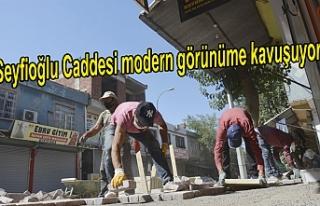 Siverek Belediyesi çalışmalarını sürdürüyor...