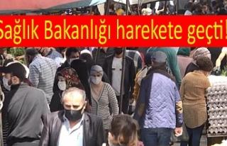Türkiye için koronavirüste milat 21 Eylül