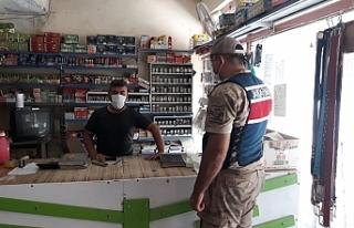 Urfa'da ceza yağdı