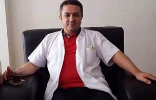 Urfa'da doktor koronadan öldü