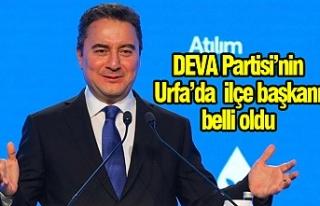 Urfa'da eski belediye başkanı DEVA Partisi'ne...