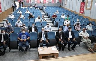 Urfa'da kongre heyecanı başladı...