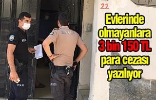 Urfa'da polis onları evlerinde tek tek kontrol...
