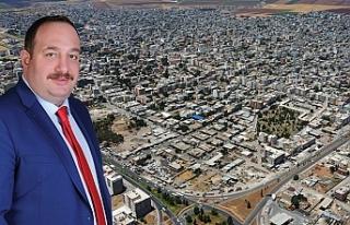 Başkan Ekinci'den Viranşehir'e müjde...