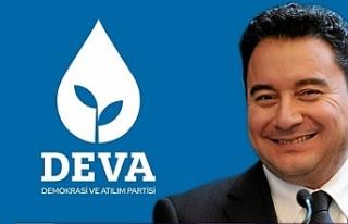 DEVA Partisi, Urfa'da 4 ilçe başkanını atadı
