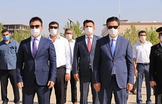 Halfeti'de Gaziler Günü kutlandı...