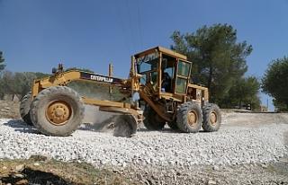 Haliliye Belediyesi kırsal mahallelerden çıkmıyor