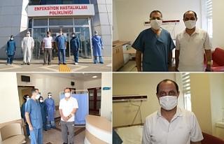 Hastane çalışanı 4 yakınını kaybetti