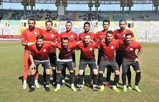Karaköprü ilk maçında 1 puan aldı