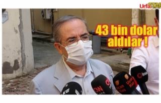 Ünlü gazeteciyi hedef alan dolandırıcılar Urfa'da...