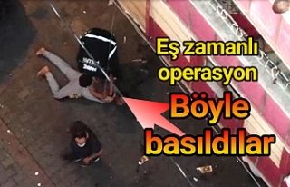 Urfa'da 3 merkez ilçe ve Denizli'de operasyon!
