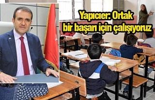 Urfa'da 686 Bin öğrenci yüz yüze eğitimi...