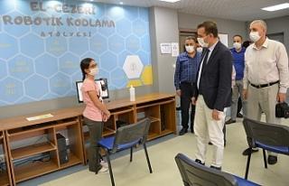 Urfa'da EBA Destek Noktası açıldı