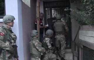 Urfa'da terör operasyonu...
