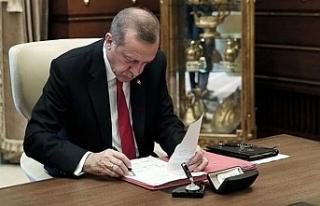 Adalet Bakanlığı'na flaş atama! Erdoğan...