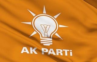 AK Parti'de Halfeti kongresi yapılıyor