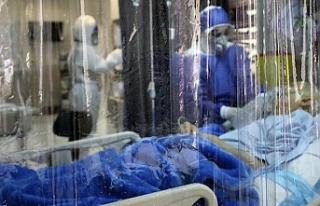 Corona virüsünde son durum! Ağır hasta sayısı...
