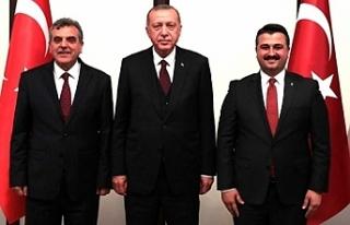Erdoğan'dan il başkanlığı seçimiyle ilgili...
