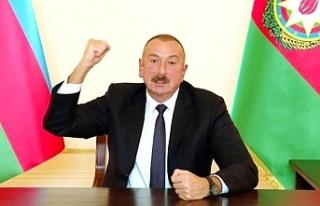 Hain saldırılar sonrası Aliyev'den çok sert...