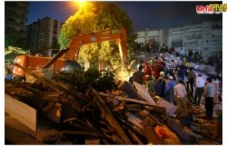 İzmir'de bilanço ağırlaştı