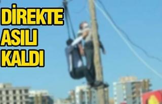 Karaköprü'de feci ölüm!