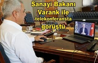 Peltek, Urfa'da ki sorunlar için destek istedi