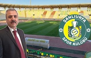 Urfaspor, ŞUTSO'dan otobüs desteği istedi