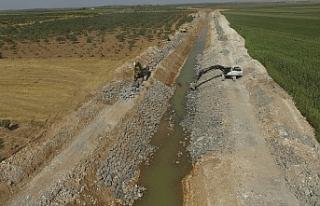 Urfa'daki de projenin biteceği tarih açıklandı