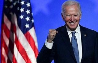 ABD'nin yeni Başkanı Joe Biden...