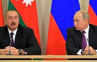 Aliyev Türkiye'nin kılıcını çekti