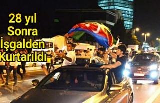 Azerbaycan'da büyük zafer...