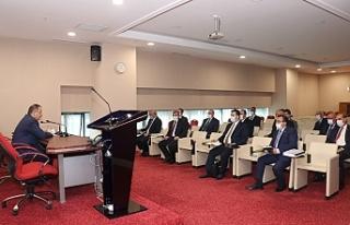 Başkanlar Ankara'ya çağrıldılar