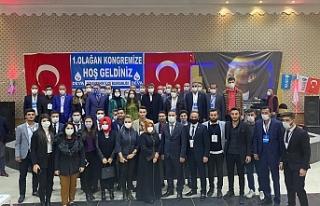 Deva Partisi Viranşehir'de ilk kongresini yaptı