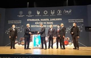 Diyarbakır'da 3 şehir konuşuldu...