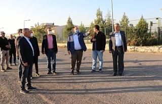 Ekinci Viranşehir'de seferberlik ilan etti