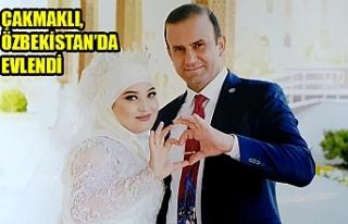 İYİ Parti Urfa İl Başkanı Çakmaklı dünya evine...