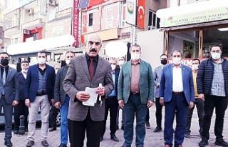 Kılıçdaroğlu'na Urfa'dan destek geldi