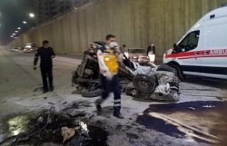 Korkunç kazadan acı haber geldi