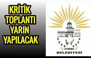 Siverek'te belediye başkanlığı için adaylar...