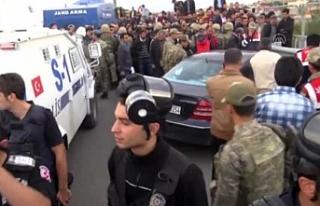 Suruç'ta öldürülen Belediye Başkanının...